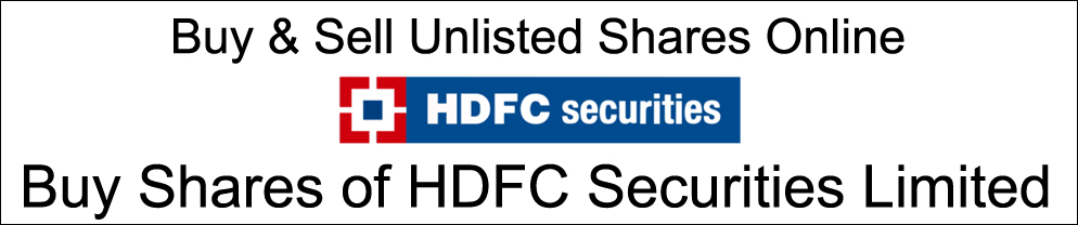 HDFC Securities Limited