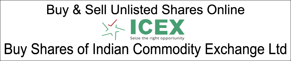 Indian Commodity Exchange Ltd (ICEX)