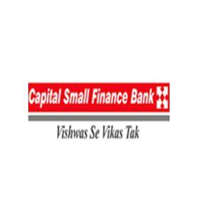 Capital Small Finance Bank
